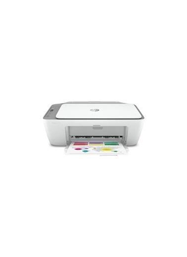 HP HP 3XV18B DeskJet 2720 Wifi Mürekkep Püskürtmeli Çok Fonksiyonlu Yazıcı Beyaz